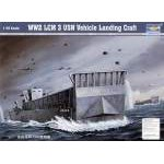 Trumpeter 1:72 WW2 LCM 3 USN Vehicle Landing Craft
