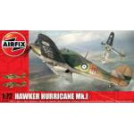 Airfix 1:72 - Hawker Hurricane Mk.I Early version NEW TOOL AX02067