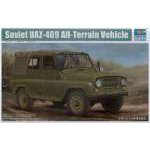 Trumpeter 1:35 UAZ-469 Soviet All-Terrain Vehicle
