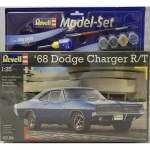 Revell 1:25 - 1968 Dodge Charger (2n1) 67188 autó makett