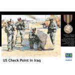 Masterbox 1:35 - US Check Point in Iraq