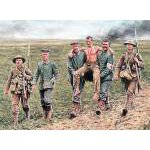 Masterbox 1:35 - British and German soldiers, Somme Battle, 1916