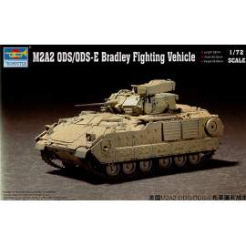 Trumpeter 1:72 M2A2/ODS Bradley Fighting Vehicle