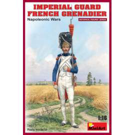 Miniart 1:16 - Imperial Guard French Grenadier Napoleonic War