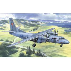 A-Model 1:72 ANTONOV An-26 - Late version