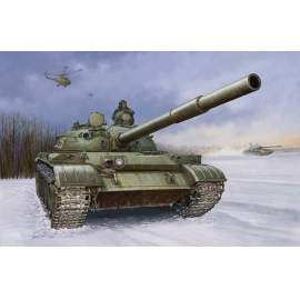 Trumpeter 1:35 Russian T-62 Mod.1960