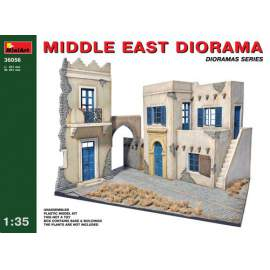 Miniart 1:35 - Middle East Diorama