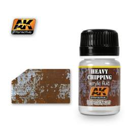 Heavy Effects Acrylic Fluid