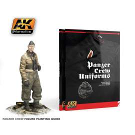 Panzer crew uniforms painting guide
