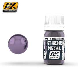 Xtreme metal - Metallic Purple