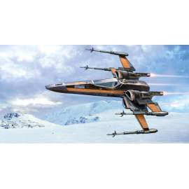 Revell 1:50 Poe´s X-wing Fighter