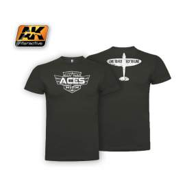 "Aces High T-shirt size ""L"" Limited edition"