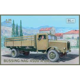 IBG Model 1:35 BUSSING-NAG 4500A