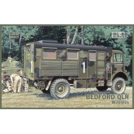 IBG Model 1:35 Bedford QLR Wireless