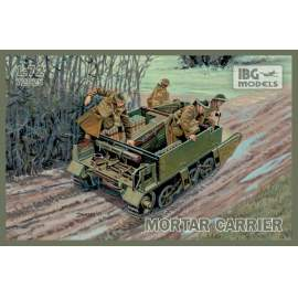 IBG Model 1:72 Universal Carrier I Mk.II Mortar Carrier