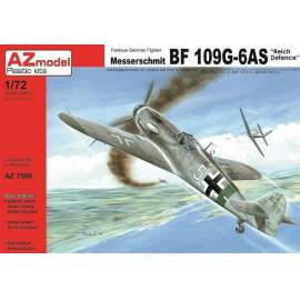 AZ Model - 1:72 Messerschmitt Bf 109G-6AS RD