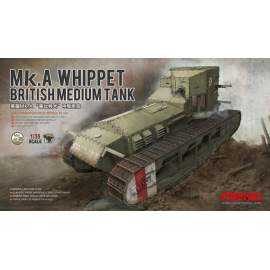 Meng Model 1:35 - British Medium Tank Mk.A Whippet