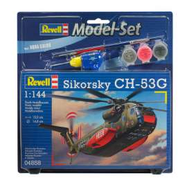 Revell 1:144 Sikorsky CH-53G model set