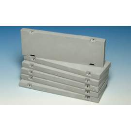 Eureka 1:35 Modern Concrete Road Panels Set #3