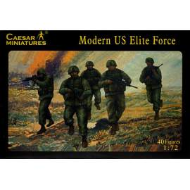 Caesar Miniatures 1:72 - Modern Special Forces (Elite Police/Frogman/Seat D