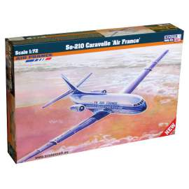 Mistercraft 1:144 Se-210 Caravelle Air France