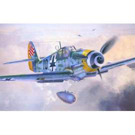 Mistercraft 1:72 - BF-109 G-14 Croatian Air Force