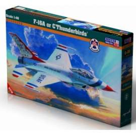Mistercraft 1:48 F-16 A or C Thunderbirds
