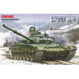 Meng Model 1:35 - Russian Main Battle Tank T-72B3