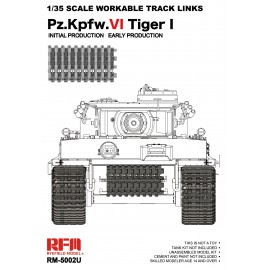 Ryefield model - Tiger I Workable Tracks for Tiger I