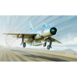 Trumpeter 1:48 J-7A Fighter