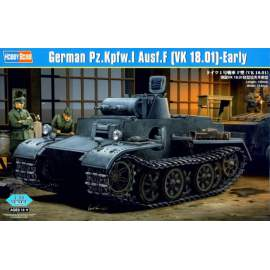 Hobby Boss 1:35 German Pfzkpfw.I Ausf.F(VK1801)-Early