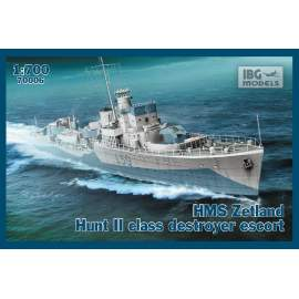 IBG 1:700 Zetland 1942 Hunt II class destroyer escort