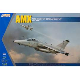 Kinetic 1:48 AMX International A11 ´Ghibli´/A-1 Ground Attack Aircraft - Br