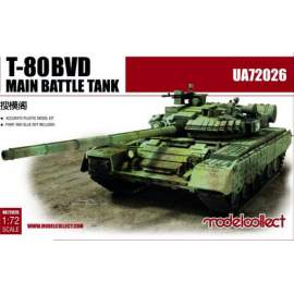 Modelcollect 1:72 T-80BVD Main Battle Tank