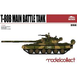 Modelcollect 1:72 T-80B Main Battle Tank