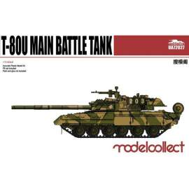 Modelcollect 1:72 T-80U Main Battle Tank