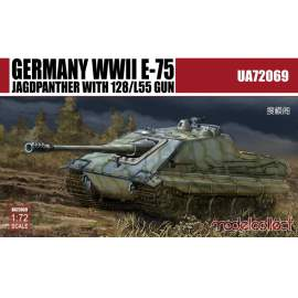 Modelcollect 1:72 Germany WWII E-75 Jagdpanzer with 128/L55