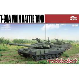 Modelcollect 1:72 T-90A Main Battle Tank (welded turret)