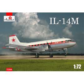 "A-Model 1:72 Ilyushin Il-14М (late version) ""Crate"""