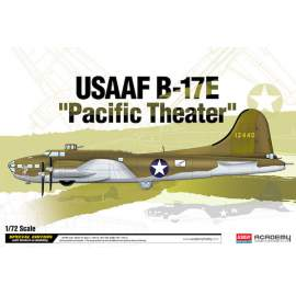 "Academy 1:72 Boeing B-17E USAAF ""Pacific Theater"""