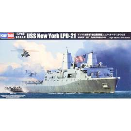 Hobbyboss 1:700 USS New York (LPD-21)