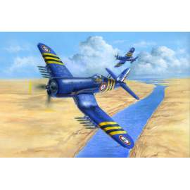 Hobbyboss - 1:48 F4U-7 Corsair FRENCH NAVY