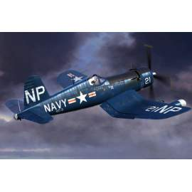 Hobbyboss - 1:48 F4U-5N Corsair early version