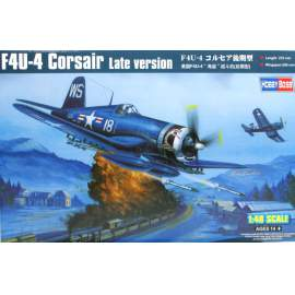 Hobbyboss - 1:48 F4U-4 Corsair Late version