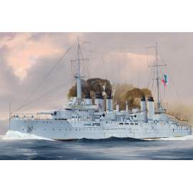 Hobbyboss - 1:350 French Navy Pre-Dreadnought Battleship Danton