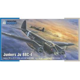 Special Hobby 1:48  Junkers Ju 88C-4 Night Intruder
