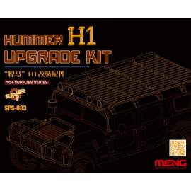 Meng Model 1:24 HUMMER H1 Upgrade Kit (Resin)