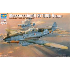 Trumpeter 1:32 Messerschmitt Bf 109G-6 (Early)