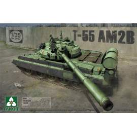 Takom 1:35 T-55 AM2B DDR Medium Tank