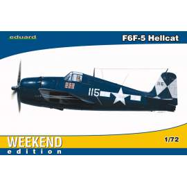 Eduard Weekend 1:72 F6F-5 Hellcat
